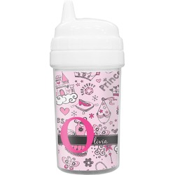 Princess Toddler Sippy Cup (Personalized)