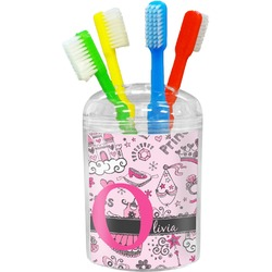 Princess Toothbrush Holder (Personalized)
