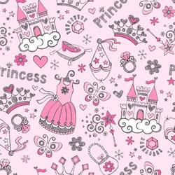 Princess Wallpaper & Surface Covering