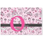 Princess Woven Mat (Personalized)