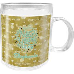 Happy New Year Acrylic Kids Mug (Personalized)