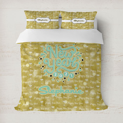 Happy New Year Duvet Covers (Personalized)