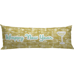 Happy New Year Body Pillow Case (Personalized)