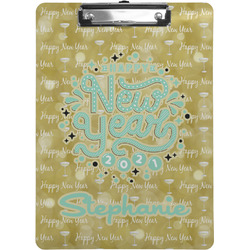 Happy New Year Clipboard (Personalized)