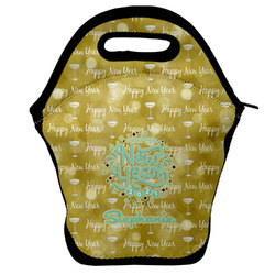 Happy New Year Lunch Bag w/ Name or Text