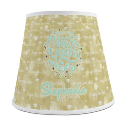 Happy New Year Empire Lamp Shade (Personalized)