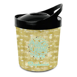 Happy New Year Plastic Ice Bucket (Personalized)