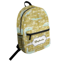 Happy New Year Student Backpack (Personalized)