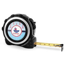 Light House & Waves Tape Measure - 16 Ft (Personalized)