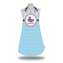 Light House & Waves Apron (Personalized)