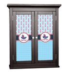 Light House & Waves Cabinet Decal - Custom Size (Personalized)