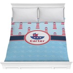 Light House & Waves Comforter (Personalized)