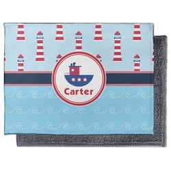 Light House & Waves Microfiber Screen Cleaner (Personalized)