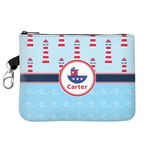 Light House & Waves Golf Accessories Bag (Personalized)