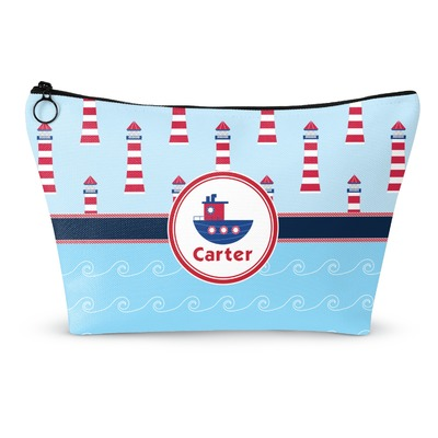 Light House & Waves Makeup Bags (Personalized)