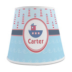 Light House & Waves Empire Lamp Shade (Personalized)
