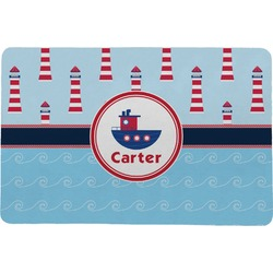 "Light House & Waves Comfort Mat - 18""x27"" (Personalized)"