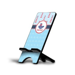 Light House & Waves Cell Phone Stands (Personalized)