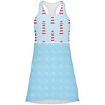 Light House & Waves Racerback Dress (Personalized)