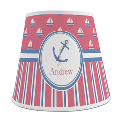 Sail Boats & Stripes Empire Lamp Shade (Personalized)