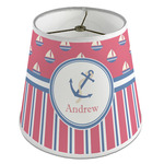 Sail Boats & Stripes Empire Lamp Shade (Personalized)