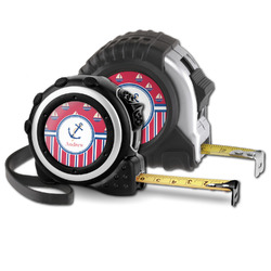 Sail Boats & Stripes Tape Measure (Personalized)