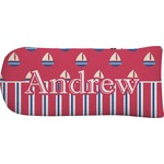 Sail Boats & Stripes Putter Cover (Personalized)