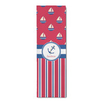 Sail Boats & Stripes Runner Rug - 3.66'x8' (Personalized)