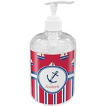 Sail Boats & Stripes Soap / Lotion Dispenser (Personalized)