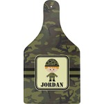 Green Camo Cheese Board (Personalized)
