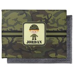 Green Camo Microfiber Screen Cleaner (Personalized)