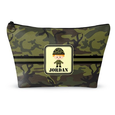 308f38184943 Green Camo Makeup Bags (Personalized) - YouCustomizeIt