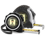 Green Camo Tape Measure (Personalized)