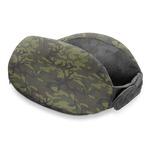 Green Camo Travel Neck Pillow
