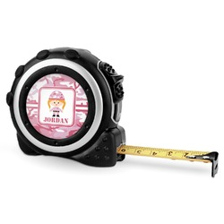 Pink Camo Tape Measure - 16 Ft (Personalized)