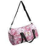 Pink Camo Duffel Bag (Personalized)