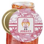 Pink Camo Jar Opener (Personalized)
