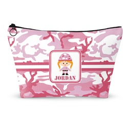 Pink Camo Makeup Bags (Personalized)