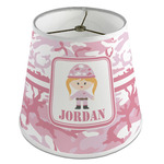 Pink Camo Empire Lamp Shade (Personalized)