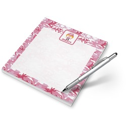 Pink Camo Notepad (Personalized)