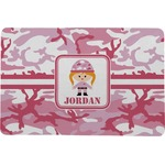 Pink Camo Comfort Mat (Personalized)