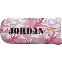 Pink Camo Putter Cover (Personalized)