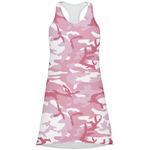 Pink Camo Racerback Dress (Personalized)