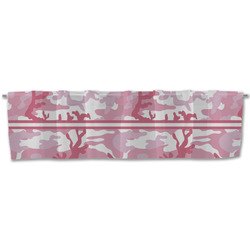 Pink Camo Valance (Personalized)