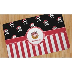 Pirate & Stripes Area Rug (Personalized)