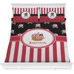 Pirate & Stripes Comforter Set (Personalized)