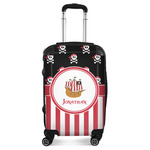 Pirate & Stripes Suitcase (Personalized)