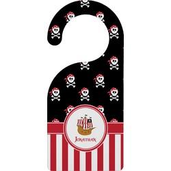 Pirate & Stripes Door Hanger (Personalized)