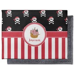 Pirate & Stripes Microfiber Screen Cleaner (Personalized)