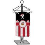 Pirate & Stripes Finger Tip Towel - Full Print (Personalized)